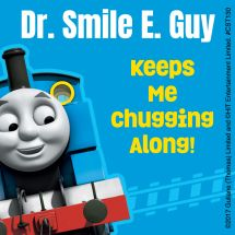 Custom Thomas the Train Stickers