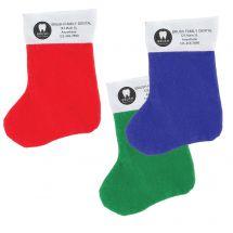 Custom Mini Felt Christmas Stockings