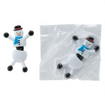 Sticky Snowman Tumblers