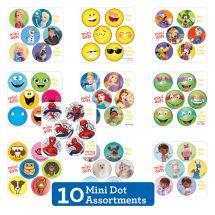 Mini Dot Sticker Sampler