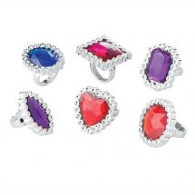 Jumbo Jewel Rings