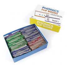Phonics Flip Books Set