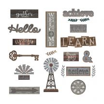 Home Sweet Classroom Large Wall Accents