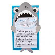 Sharks Writing Prompt Craft Kit