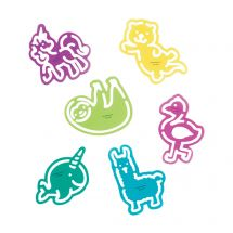 Funtastic Animal Bookmark Stencils