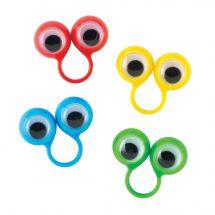 Eyeball Puppets
