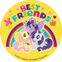 My Little Pony Pals Stickers