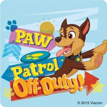 PAW Patrol: Pups Stickers
