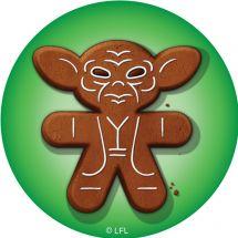 Star Wars: Gingerbread Stickers