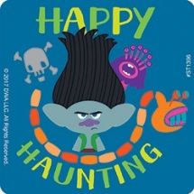 DreamWorks Trolls Halloween Stickers