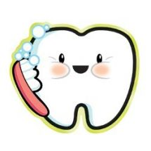 Tooth Emoji Stickers