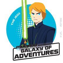 Star Wars Galaxy of Adventures Stick