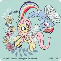 My Little Pony Fairy Forest Stickers