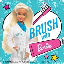 Barbie Dental Stickers