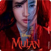 Mulan Live Action Film Stickers