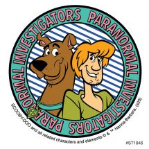 Scooby Doo Zoinks Stickers