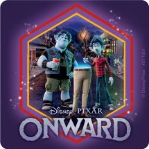 Onward Quest Stickers