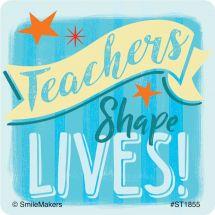 Teacher Appreciation Stickers