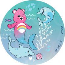 Care Bears Mermazing Stickers