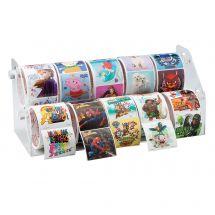 Roll Sticker Rack