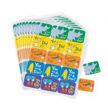 Dr. Seuss ™ Charcter Success Sticker