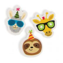 Party Animal Scented Erasers