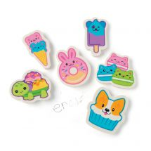 Foodimals Scented Erasers