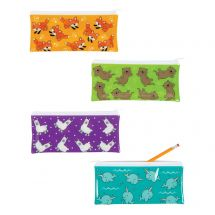 Trendy Animal Mask Keeper Pouches