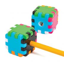 Cube Puzzle Pencil Sharpeners