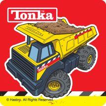 Tonka Stickers