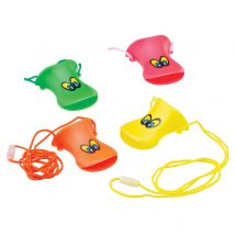 Duck Whistle Necklaces