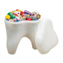 Tooth Stool Treasure Chest