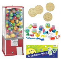 """Value Toy Classic 25"""" Vending Machine Starter Pack"""