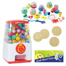 """Value Toy Compact 20"""" Vending Machine Starter Pack"""