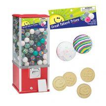 Toy Balls Vending Machine Starter Pack