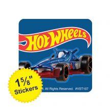 Classic Hot Wheels ValueStickers