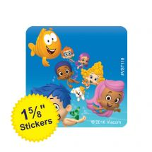 Bubble Guppies ValueStickersÖ