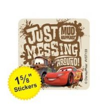 Disney*Pixar Cars ValueStickersÖ