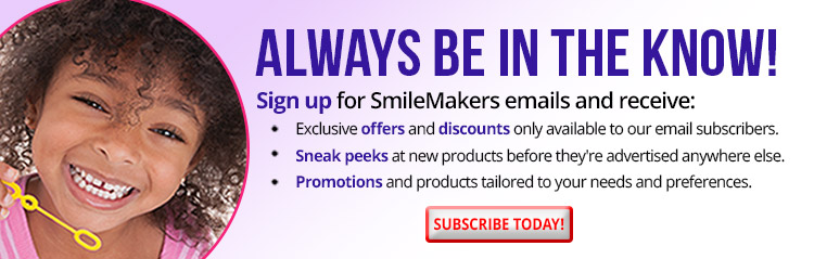 Sign up for SmileMakers emails
