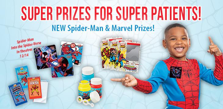 Marvel SpiderMan!