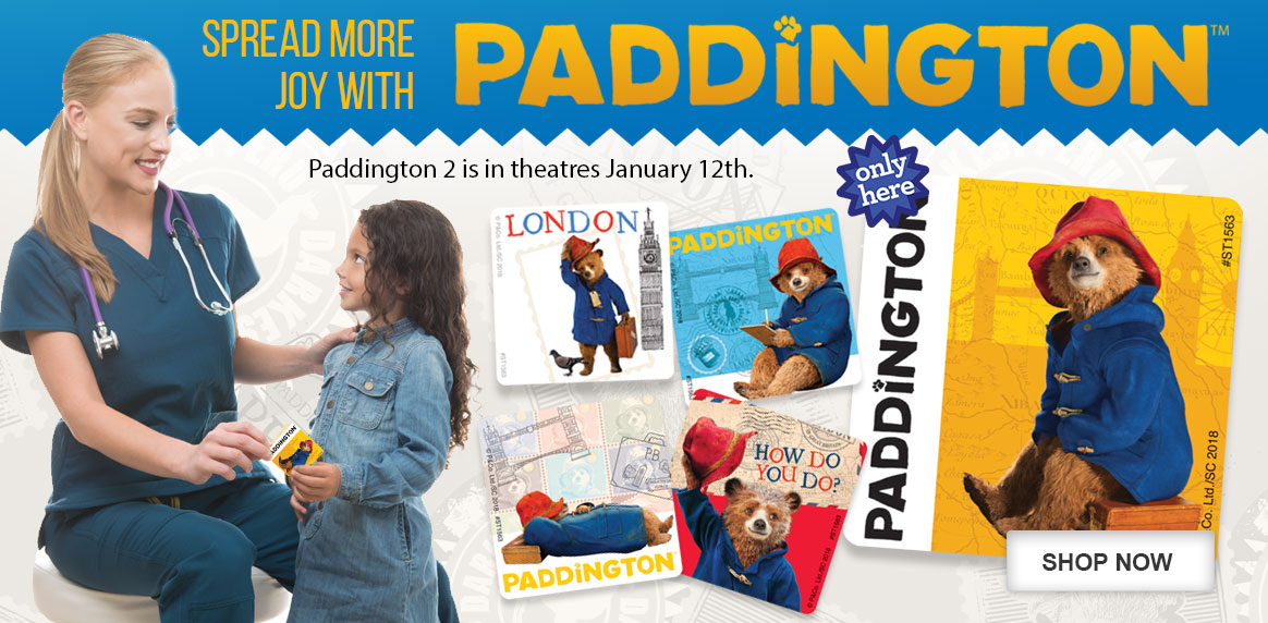 Paddington is only at SmileMakers