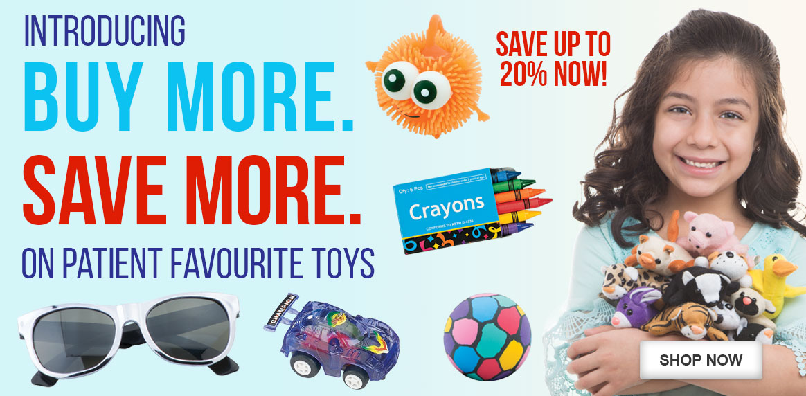 Buy More Save More on Toys!