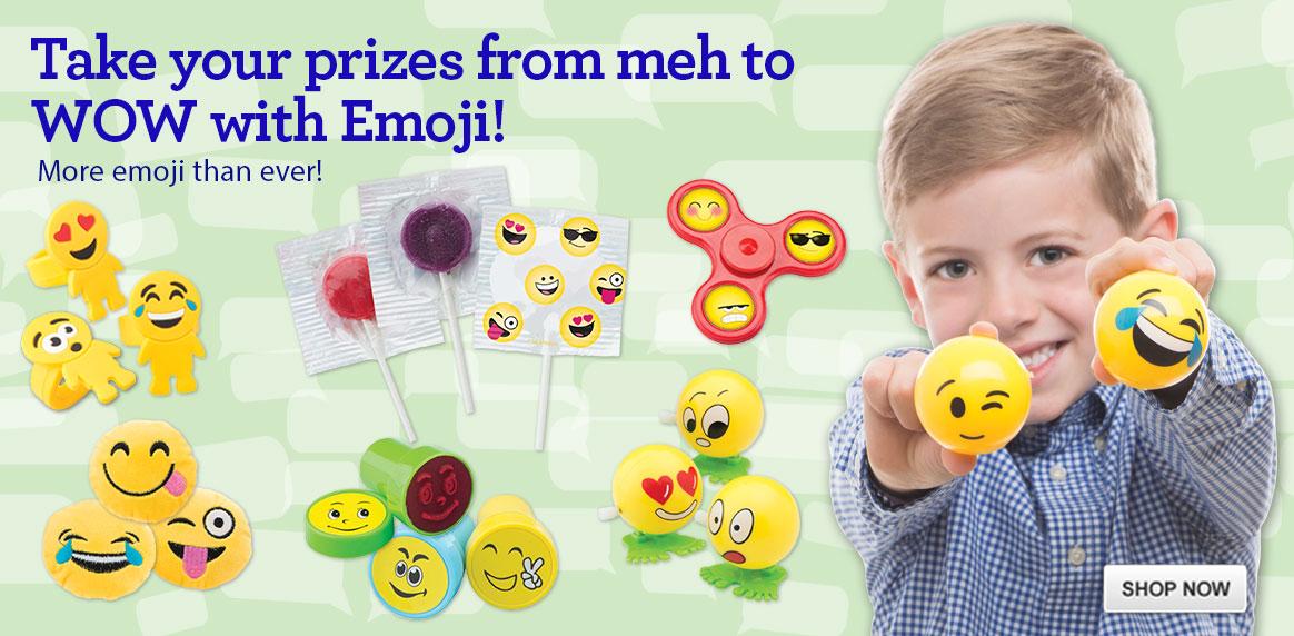 Turn Frowns Around with Emoji!