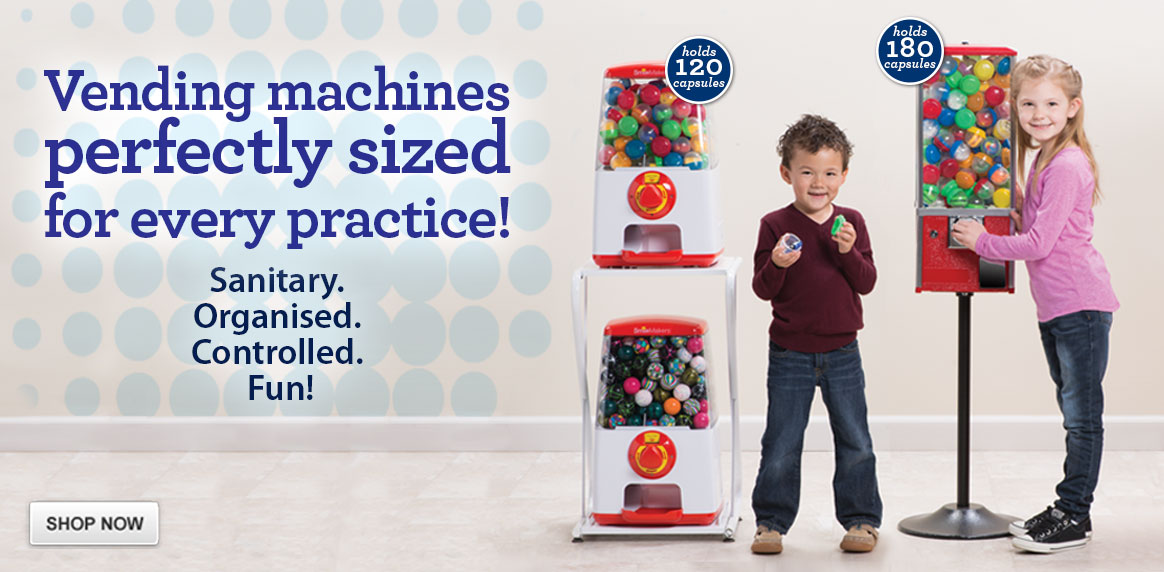 Capsule Machines for Every Practice!