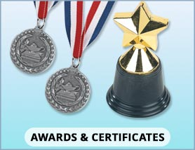 Awards & Certificates