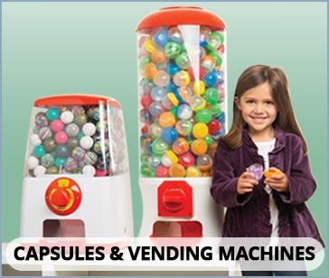 Capsules & Machines