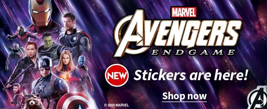 Avengers Endgame Stickers