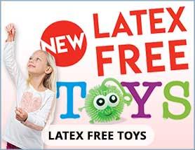 Latex Free Toys