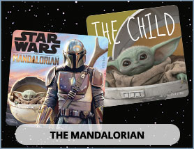 The Mandalorian Stickers