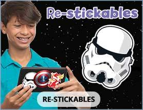 Re-Stickables